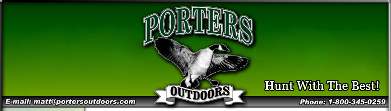 Porters Illinois Goose, Duck and Dove Hunting Club near Richmond Illinois offers illinois goose hunting guides, illinois snow goose hunting, illinois goose hunting season and illinois duck hunting at Porters Outdoors Hunt Club.